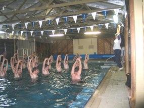 Aquarobics Listing
